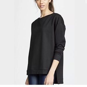 NWT Koral Black Sweater small